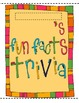 Trivia Fun Facts - State and World Fun Facts