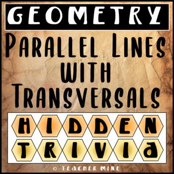 Parallel Lines Hidden Trivia
