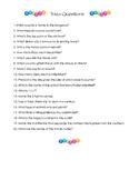 Trivia Questions!