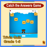 Trivia Quiz - Interactive Catch the Answers Game
