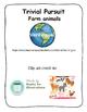 Trivial Pursuit Game – Farm Animals