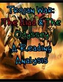 Trojan War: Illiad and Odyssey Reading Analysis