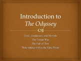 Trojan War PowerPoint - Intro to The Odyssey