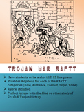 Trojan War RAFTT--Poem