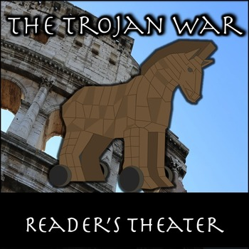 Trojan War Reader's Theater, Fun Activity for The Odyssey