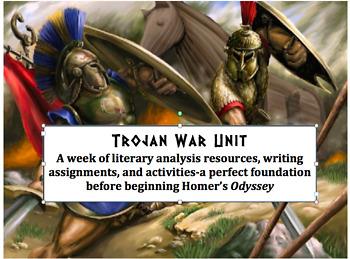 Trojan War Mini Unit