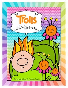 Troll 2-D Shapes