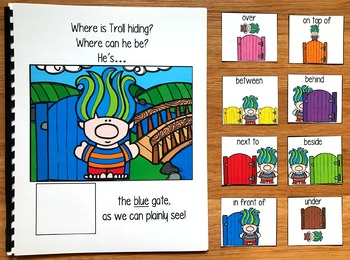 Troll Adapted Book:  Where is Troll Hiding