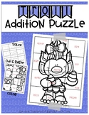 Troll Addition Puzzle