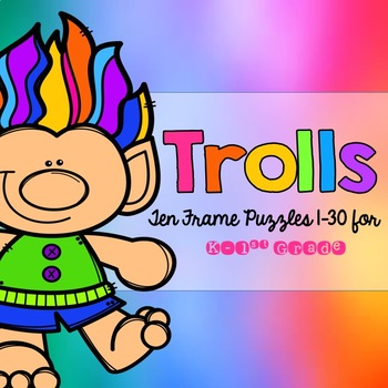 Troll Base Ten Block Puzzles