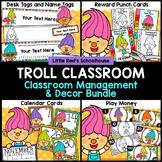Troll Classroom Theme Decor Bundle