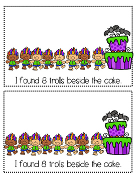 Troll Fun with Emergent Readers