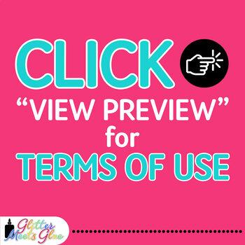 Cute Troll Kids Clip Art {Children with Glitter Gnome Hair for Teachers}