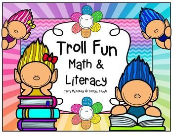 Troll Fun Math and Literacy
