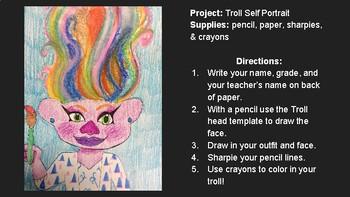Troll Portraits
