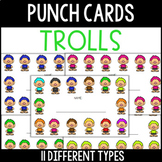 Troll Punch Cards