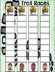 Troll Races - Number Recognition, Plus 1, Minus 1, Plus 10, Minus 10