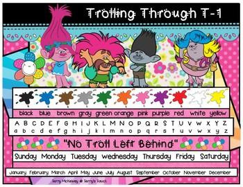 Troll Resource Mats
