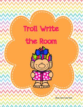 Troll Write the Room