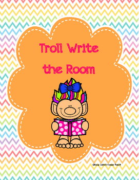 Troll Write the Room