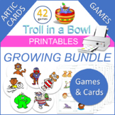 Printable Troll Growing Bundle - Articulation