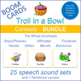 """Contests"" THE WHOLE ENCHILADA Boom Card Bundle (Troll in a Bowl)"