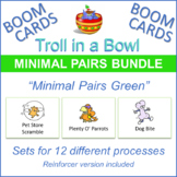 Troll in a Bowl Minimal Pairs Green