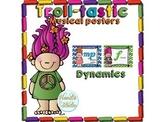 Troll-tastic Musical Posters, Dynamics
