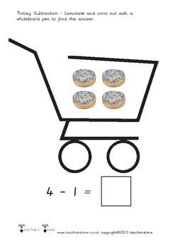 Trolley Subtraction
