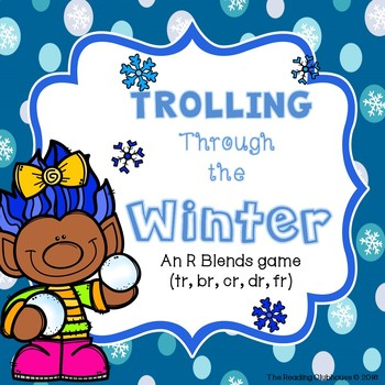Trolling Through the Winter - R Blends Game