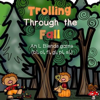 Trolling Through the Fall - An L Blends Game