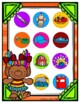 Trolling for Rhymes Rhyming Kindergarten Preschool  File Folder Game