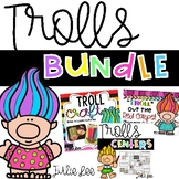 Trolls BUNDLE centers craft awards