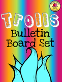 Trolls Bulletin Board Set Craftivity & Writing Prompting ""