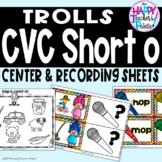 Trolls CVC Center ~Short O~