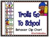 Trolls Go to School | Behavior Clip Chart