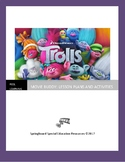 Trolls: Movie Buddy and Lesson Plan