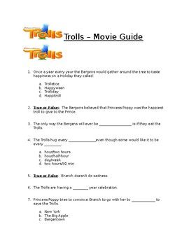 Trolls - Movie Guide