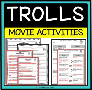 Trolls- Movie Guide
