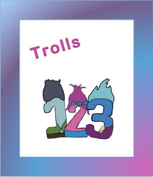 Trolls Numbers Sample
