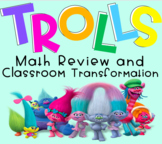 Trolls Room Transformation and Math Review