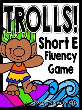 Trolls! Short E Fluency Game