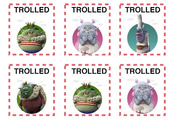Don't Get Trolled! Sight Word Game