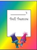 Trolls Themed Brag Tags