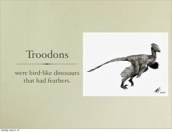 Troodons eBook (PDF)