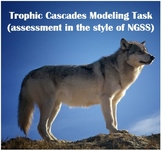 Trophic Cascades Modeling Task (assessment in the style of NGSS)