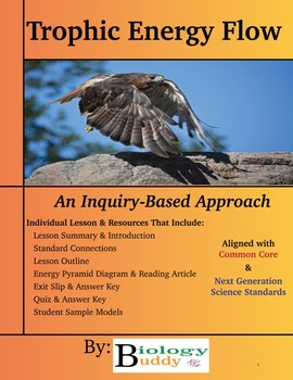 Trophic Energy Flow: An Inquiry-Based Approach