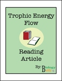 Trophic Energy Reading Article