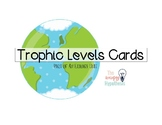 Trophic Levels Task Cards