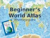 Trophies Beginner's Atlas Vocabulary